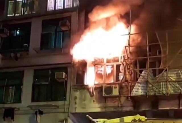 香港油麻地火灾遇难人数增至8人,原因初步查明