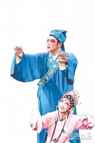 800年梨园戏赴南京献演