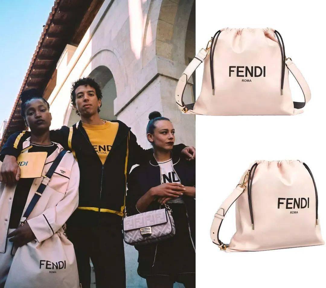Fendi新出的小盒子也太凡尔赛了吧!