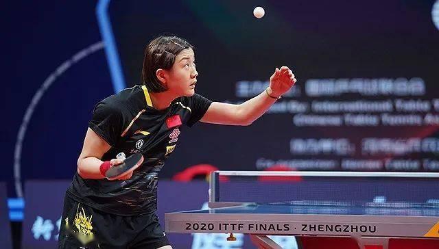 国际乒联总决赛:陈梦四连冠创历史,马龙夺个人第六冠