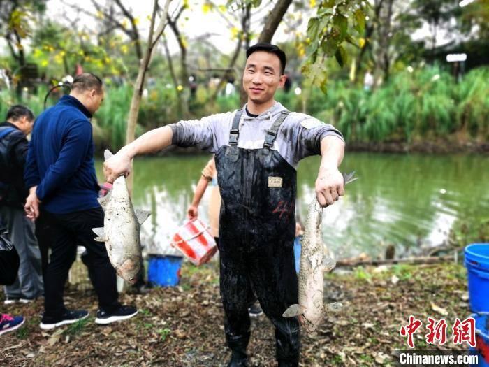 杭州西溪干塘节开塘 传承农耕渔事文化