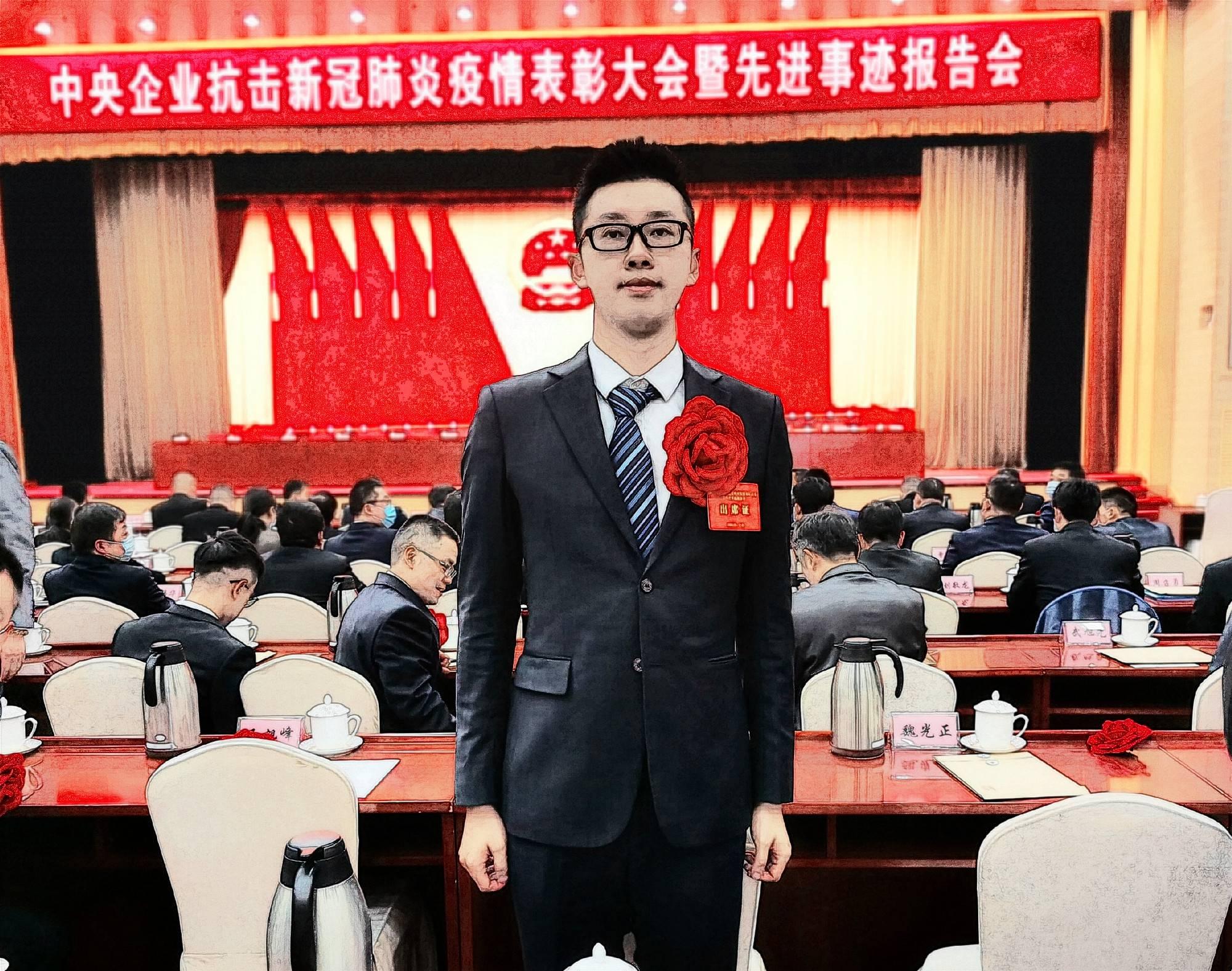 中国人的故事丨张鑫:武汉,我用大数据守护你