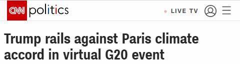 """G20峰会上,特朗普不仅开小差,还""""逃会""""打高尔夫……"""