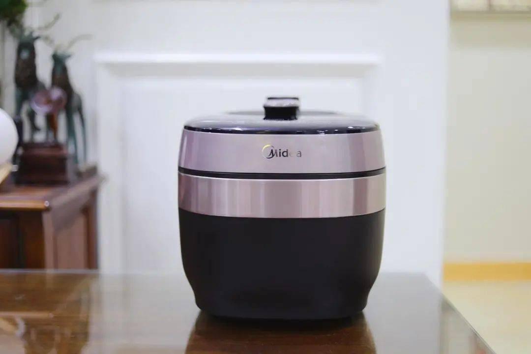 电压力锅也能减脂?美的低脂电压力锅