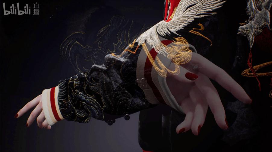 祖龙虚幻引擎新项目首曝:高精建模、风格化服装、角色细节拉满
