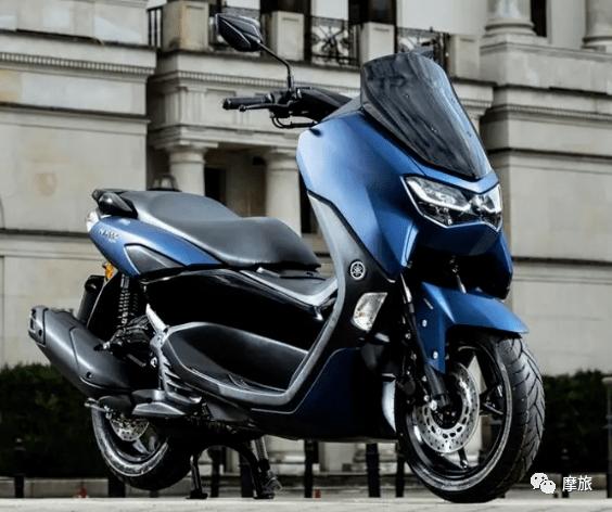 雅马哈发布2021款NMAX 125...
