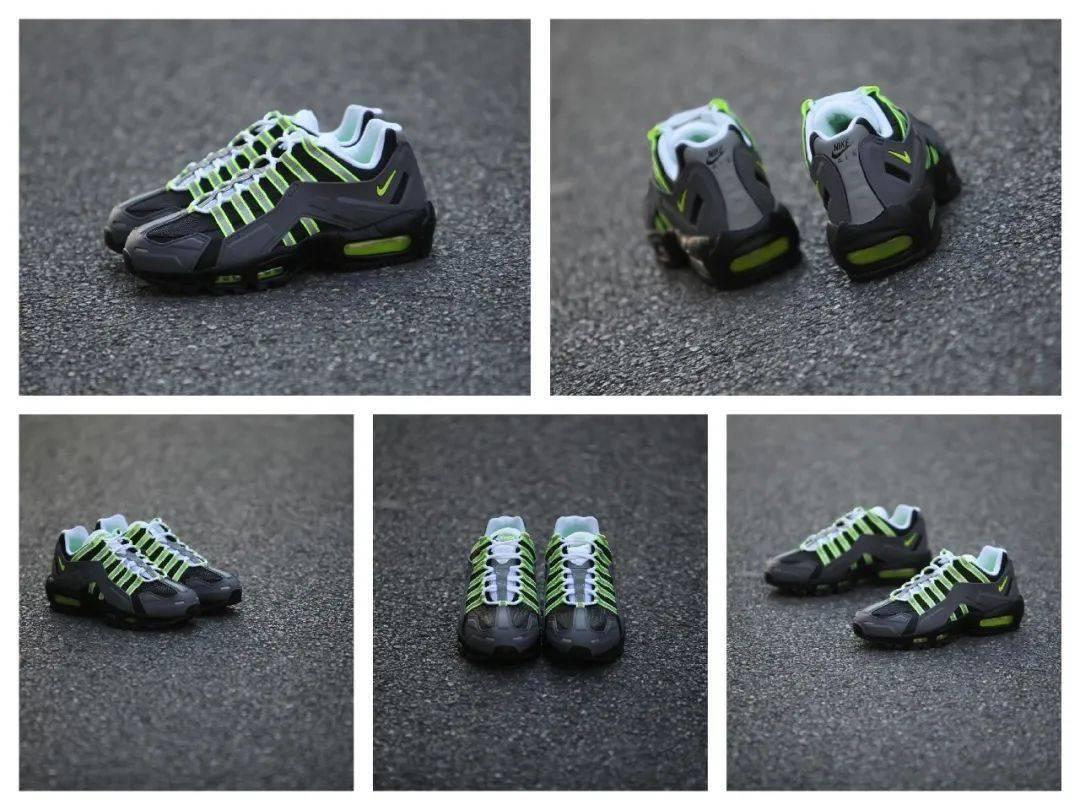 #XH55限量发售预告#【 Nike Air Max 95 NDSTRKT