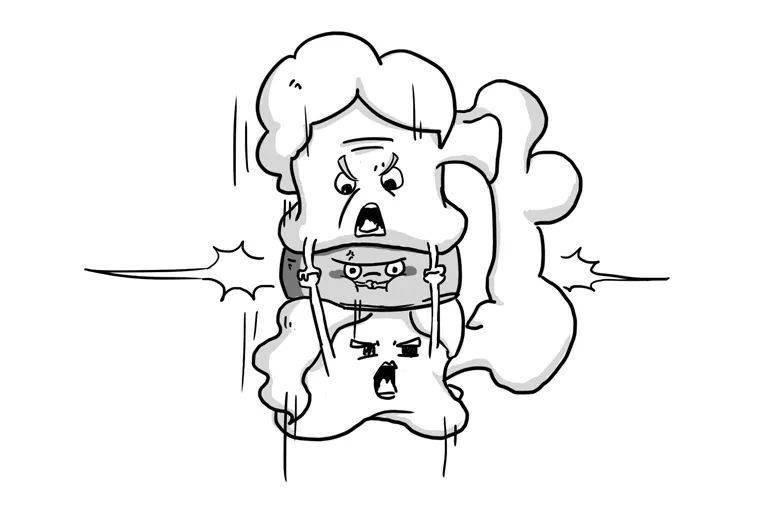 腰椎间盘凸起,实在就像婆媳抵牾