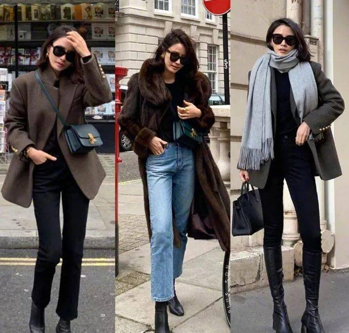 秋冬这5种不同风格穿搭示范!这个冬天照着穿惊艳全场!