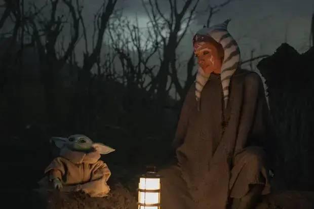《曼达洛人》里的尤达宝宝真名曝光绝地武士阿索卡塔诺真人曝光在下一盘大棋
