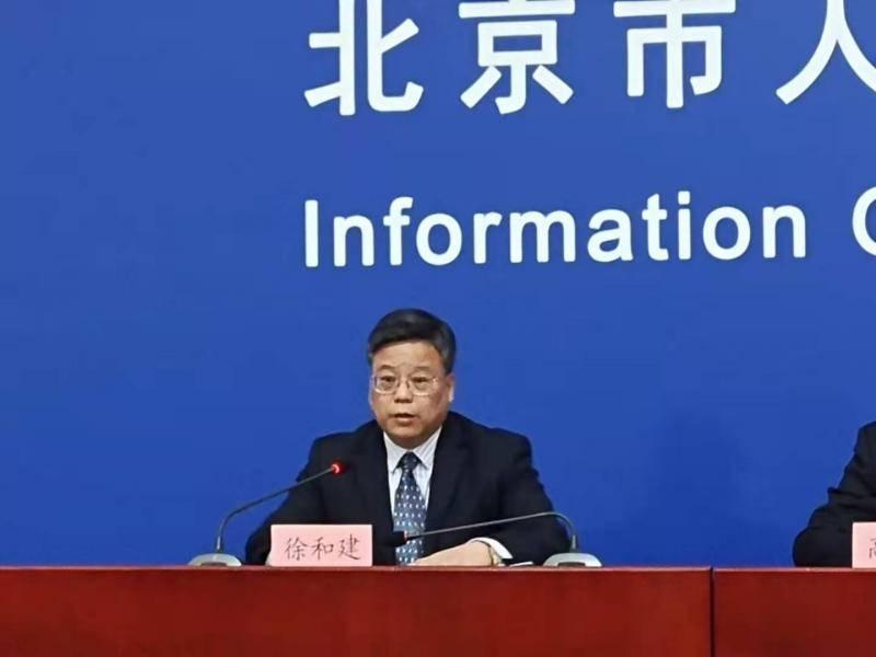 北京:疫情输入风险越来越大北京疫情防控正进入高风险期