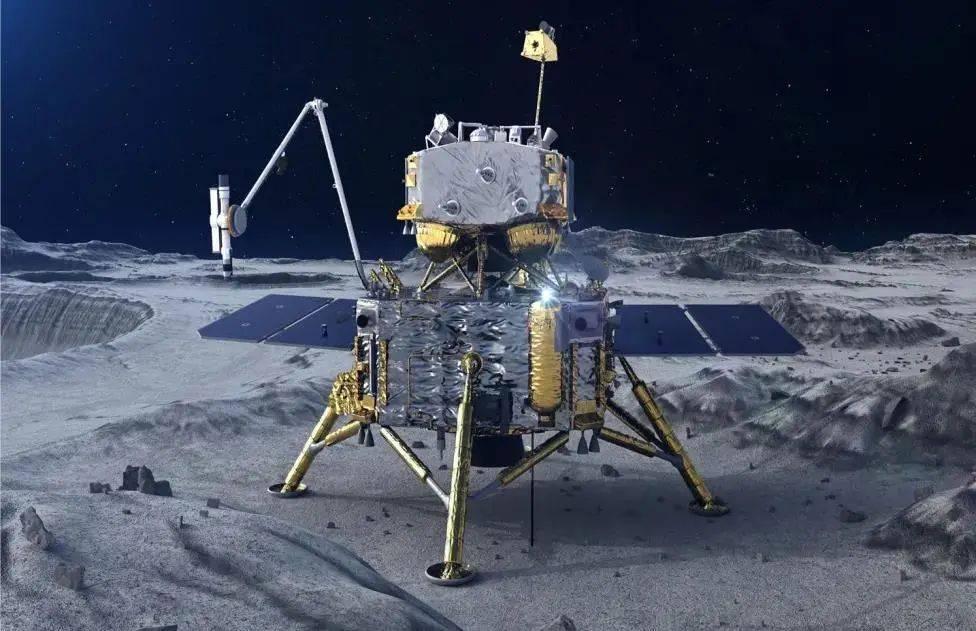 稳稳落在月球表面 嫦娥五号成功落月三大看点
