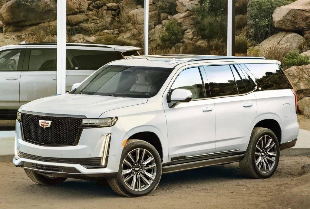 知道国内缺少大排量SUV,这些霸气十足的全尺寸巨头来了!