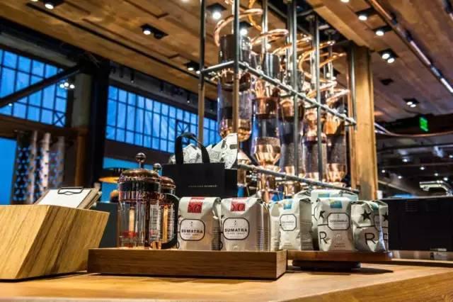 """在星巴克""""工厂""""喝咖啡是什么体验? 博主推荐 第6张"""
