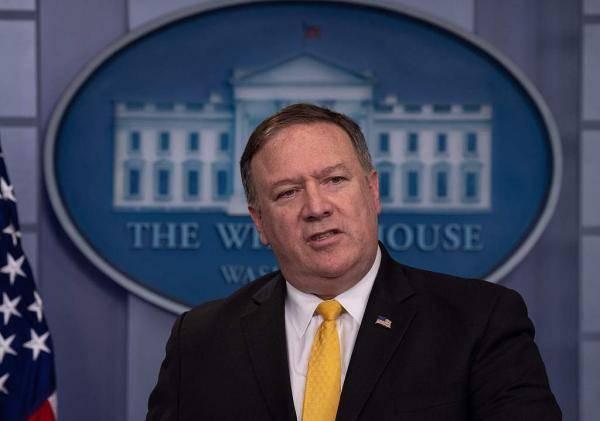 蓬佩奥宣布终止五项中美交流计划