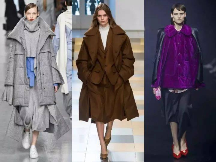 冬天穿裙子的几种流行方式