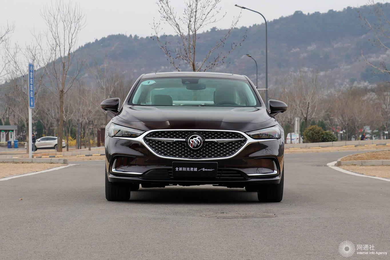 经过四代别克君越车型,在中国的累计销量达到120万辆
