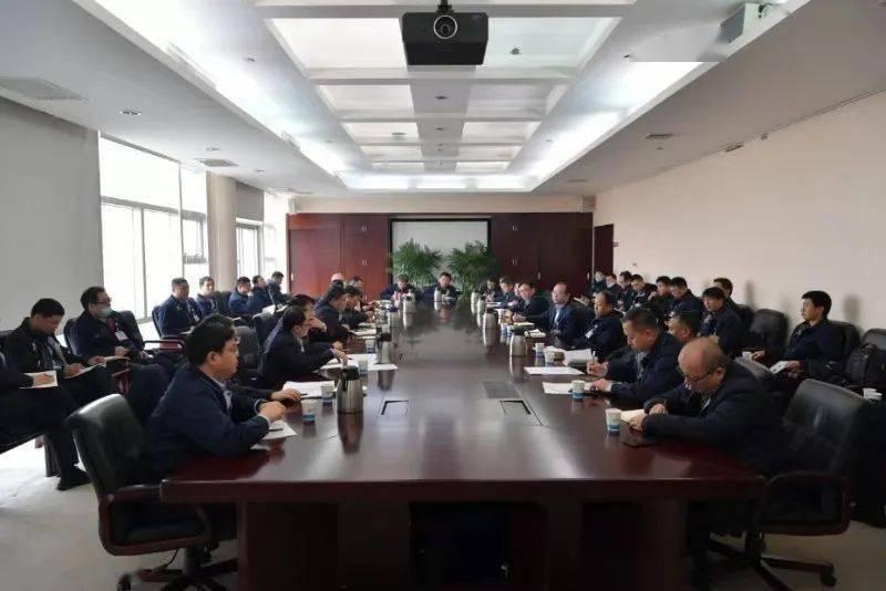 【信息快报】公司召开科技创新工作规划研讨会