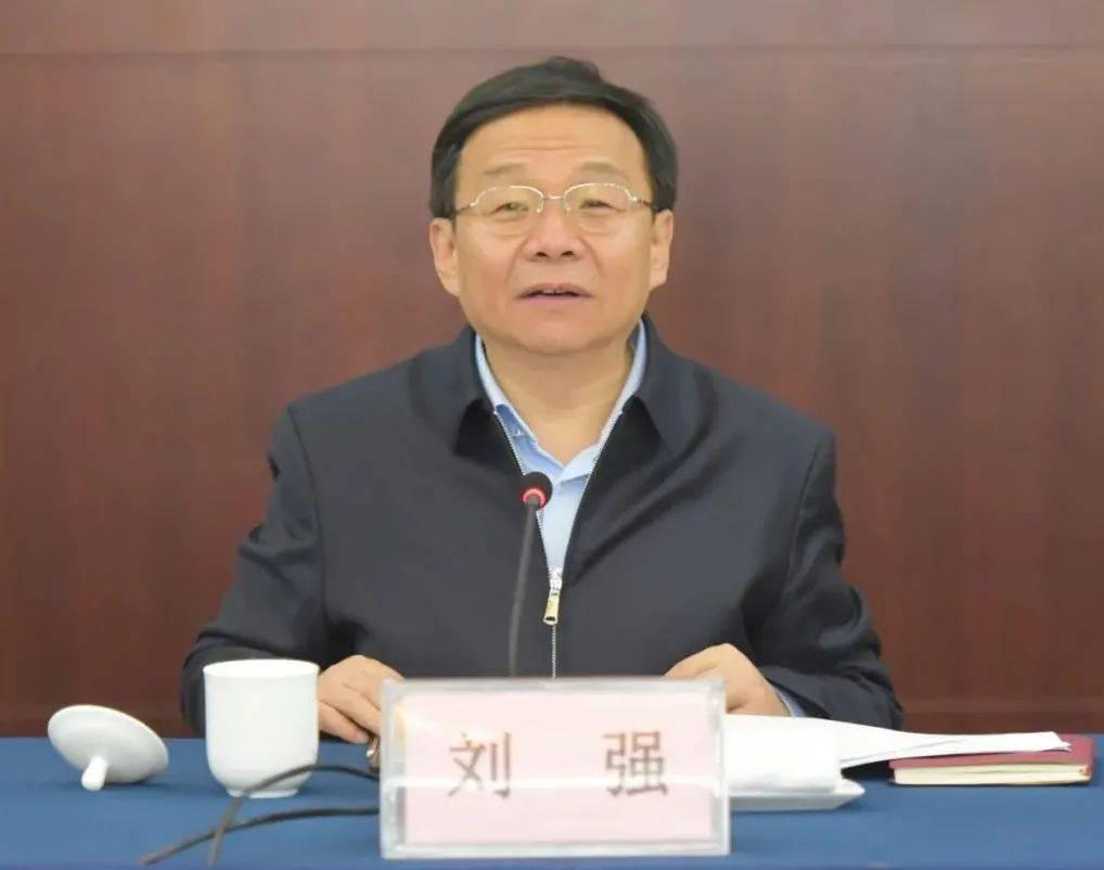 空军装备部副部长刘强