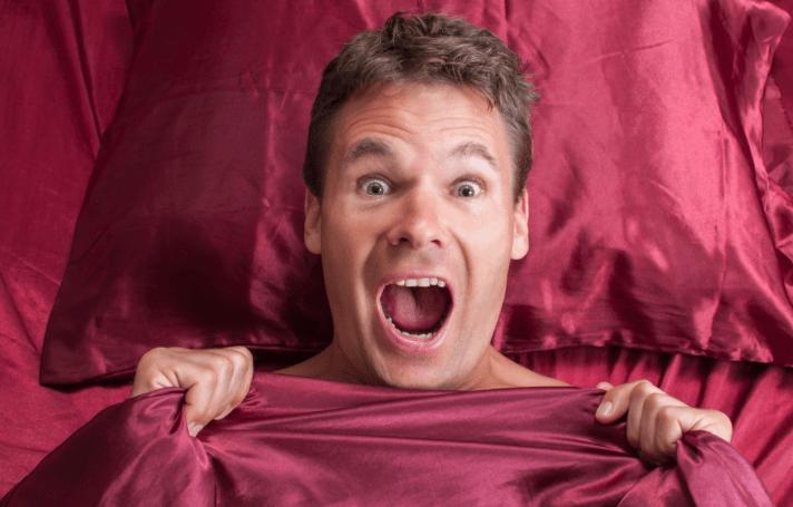 噩梦与心脏病患者焦虑和失眠有关7yi
