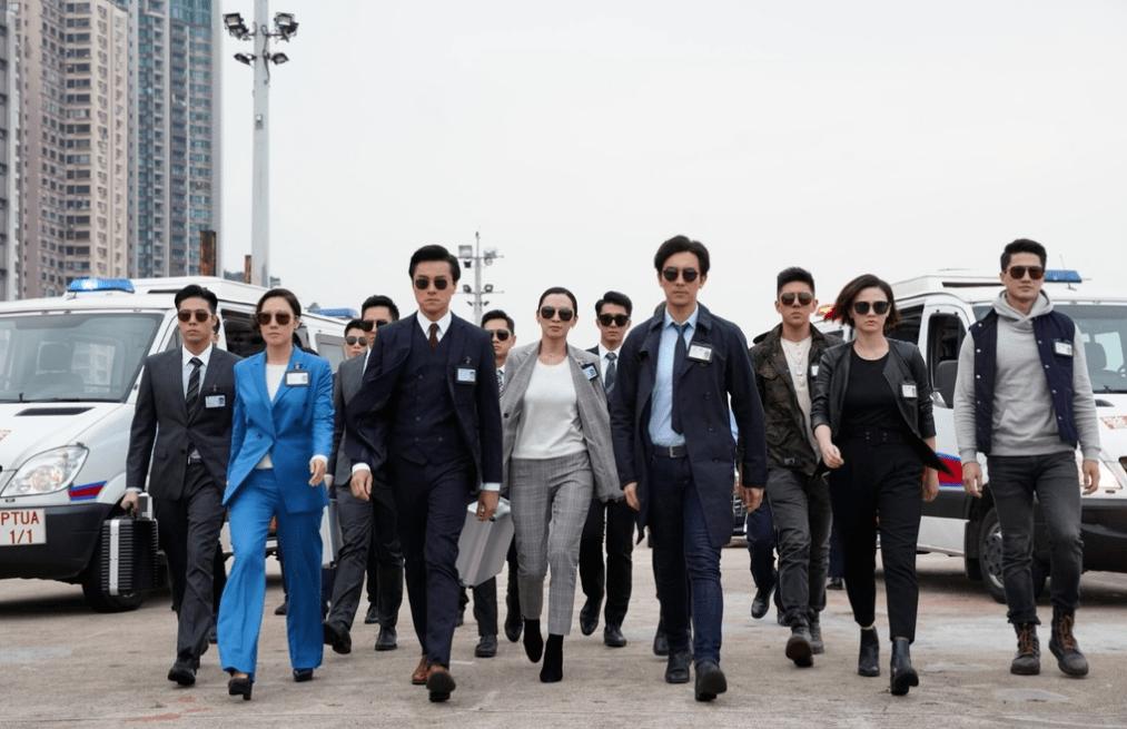 TVB2020的五个收视率最高的电视连续剧《使徒3》不在前五名中,该电视剧获得了冠军6lp