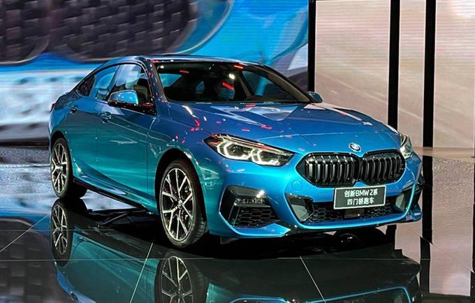 宝马新推出的2系Coupe售价26.98万元,2.0T动力首发