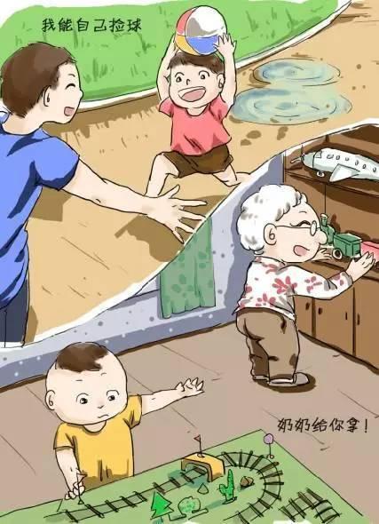 惯子还是育子?10幅漫画告诉你答案......  第4张