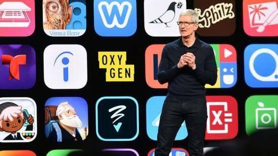 苹果应用商店2020年总收入为640亿美元,同比增长28%