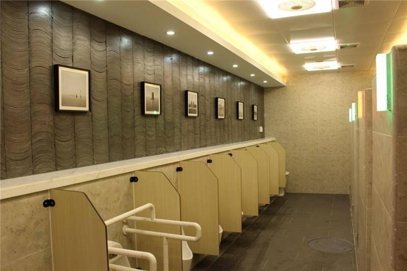 更智能更贴心,北京路步行街2座环卫公厕焕然一新!