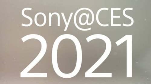 索尼宣布了CES 2021在线发布平台索尼广场