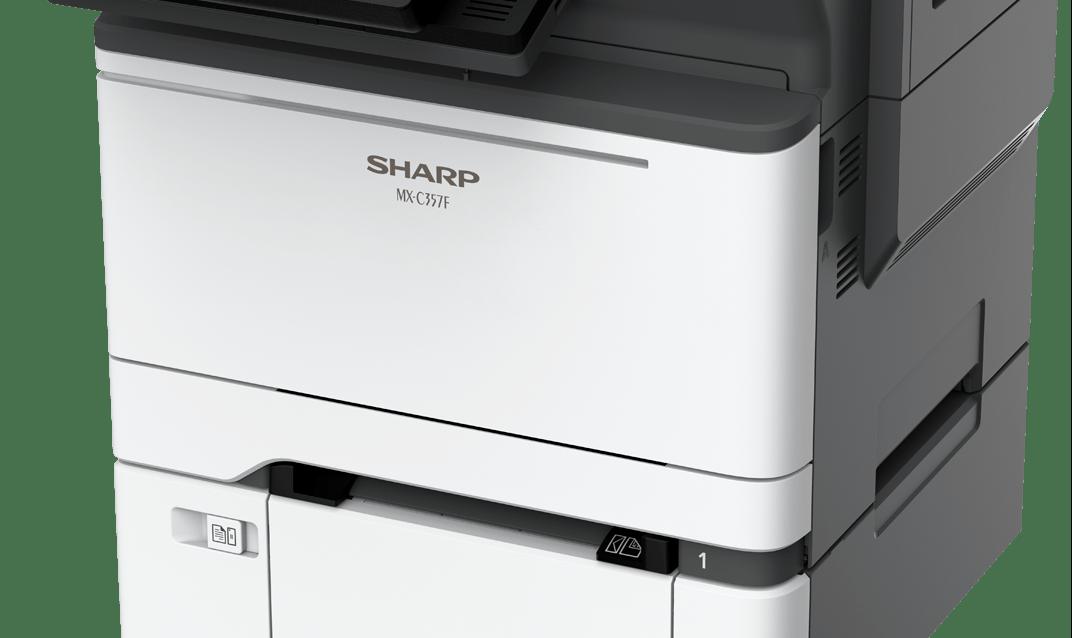夏普推出八款新打印机