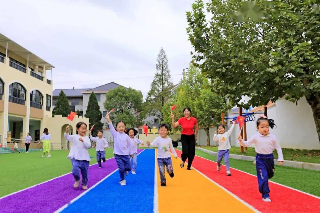 太棒了 常山县乡镇公办幼儿园全覆盖!