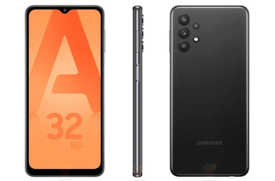 【新机】大厂最便宜5G手机曝光 模组无任何设计居然挺好看?
