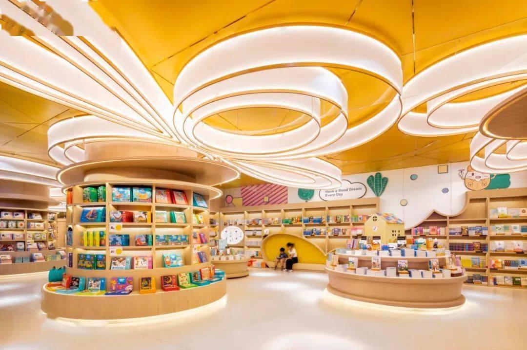 """城南这家新开的""""彩虹书店"""",宛如童话世界!"""