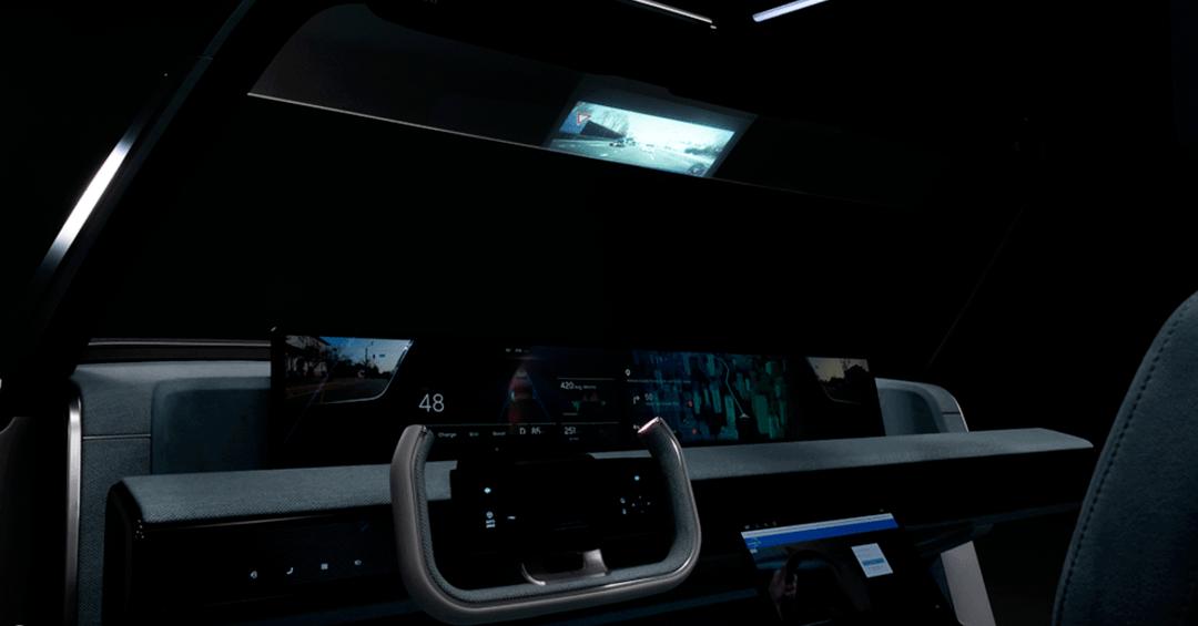 三星要造车,竟全是屏幕!