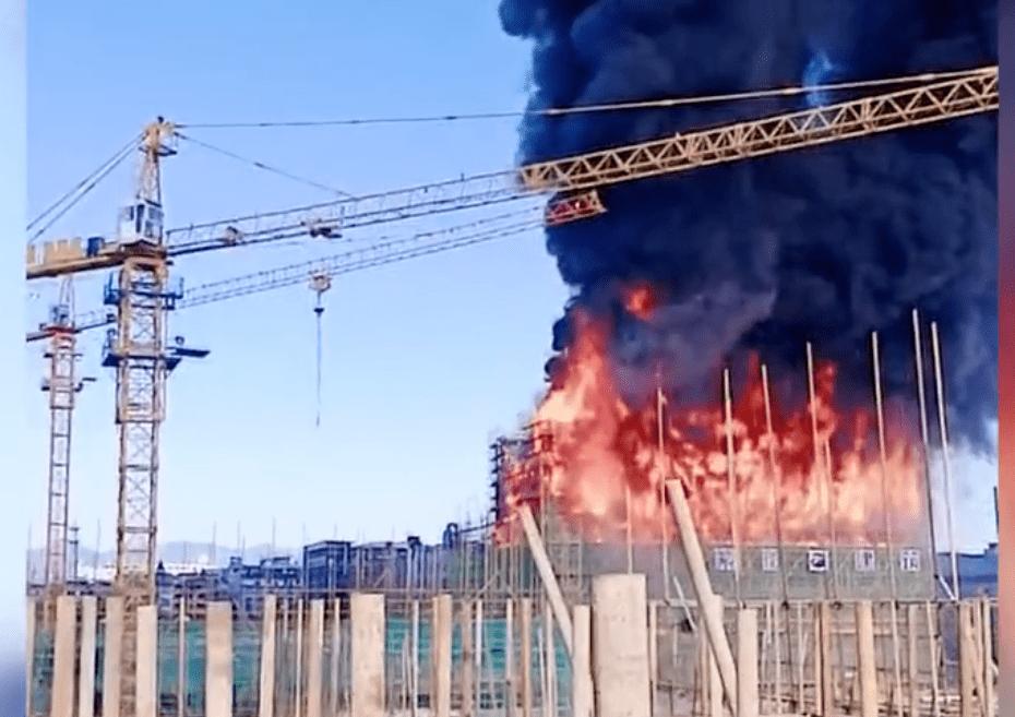 短短一周,3起工地火灾事故!冬季施工如何做好防火安全?