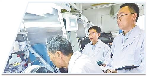 """北京中科海钠科技有限责任公司创始人胡勇胜——那些年 """"钠""""些事"""