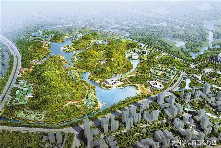光明区:土地整备先行 建设深圳北部中心