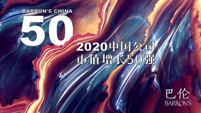 中国公司市值增长50:品多多、美团、宁德位列前三