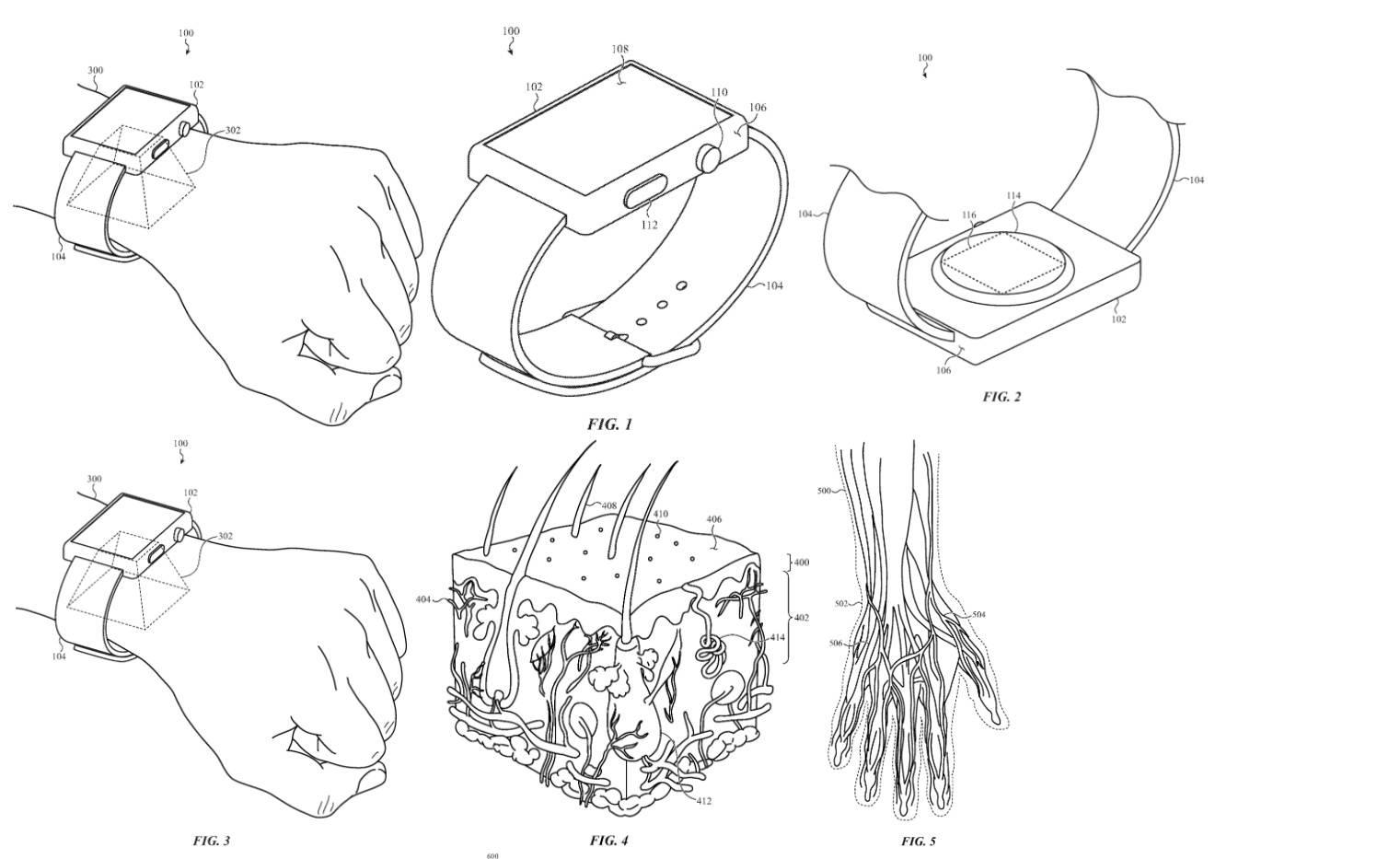 苹果新专利:给 Apple Watch 安排一个全新识别方式?