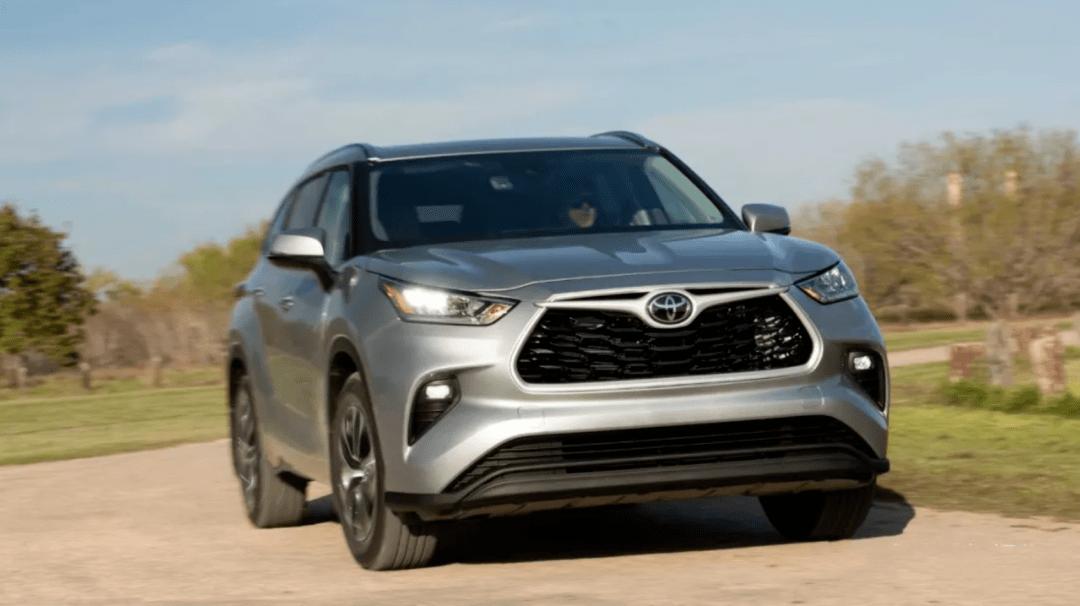 伟大的汉兰达?丰田注册新SUV标志皇冠SUV来了
