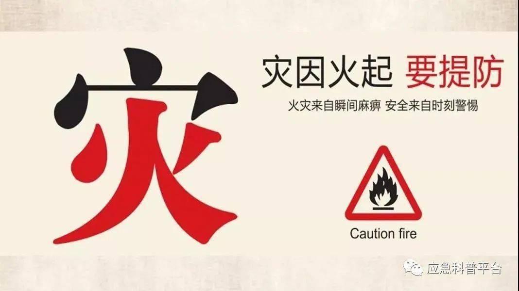 "GOGO体育官网  盘货2020火灾警示片 愿2021不再""火""!(图1)"