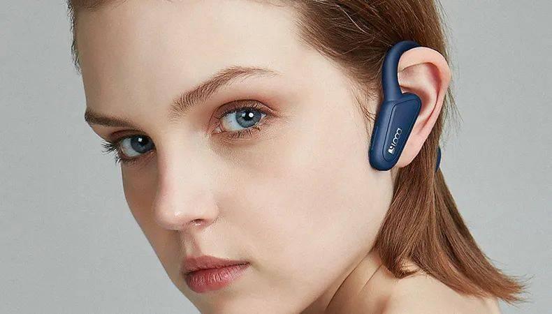 运动蓝牙耳机,18g无感佩戴,狂甩不掉!