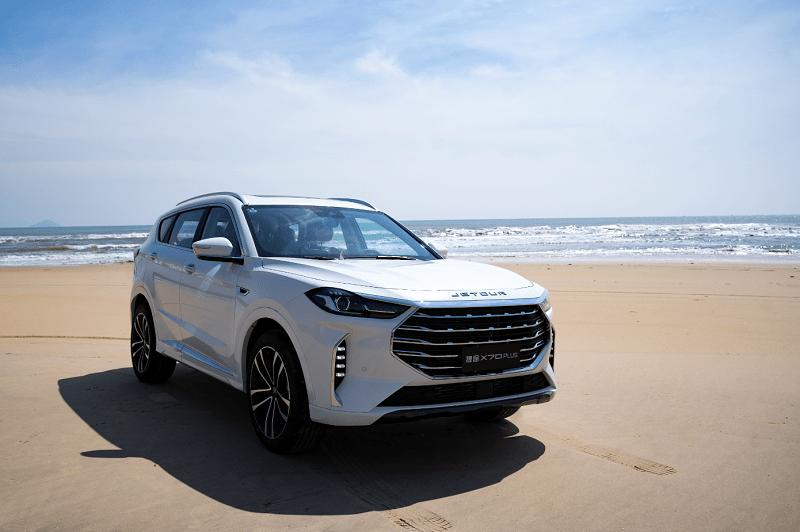 10万辆SUV的高品质选择——捷途X70 PLUS