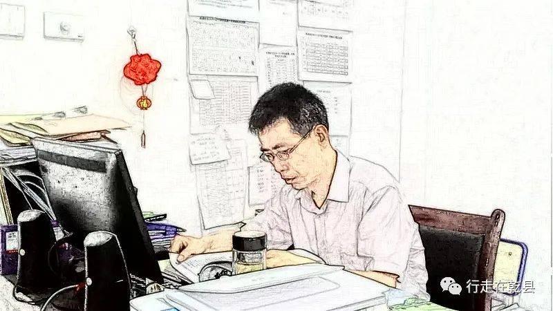 【醉翁专栏】屈建修:游吕梁山有感同题异构三首  第15张