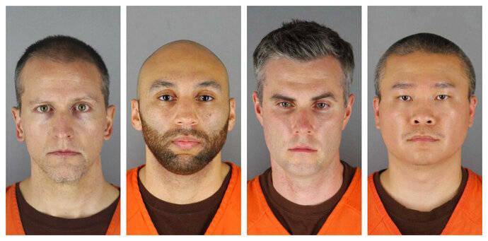 美国法官命令弗洛伊德案主犯单独受审,多名检察官反对