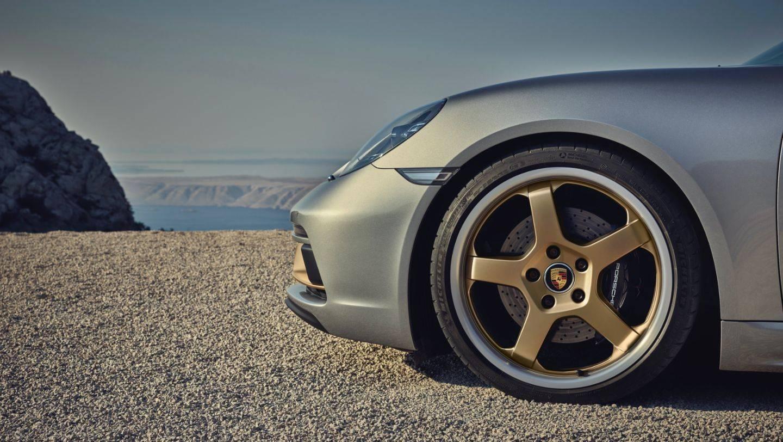 基于GTS打造保时捷718 Boxster周年纪念版