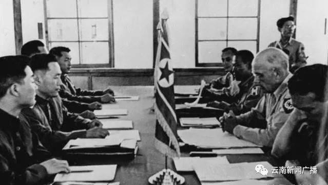 百年瞬间丨朝鲜停战协定