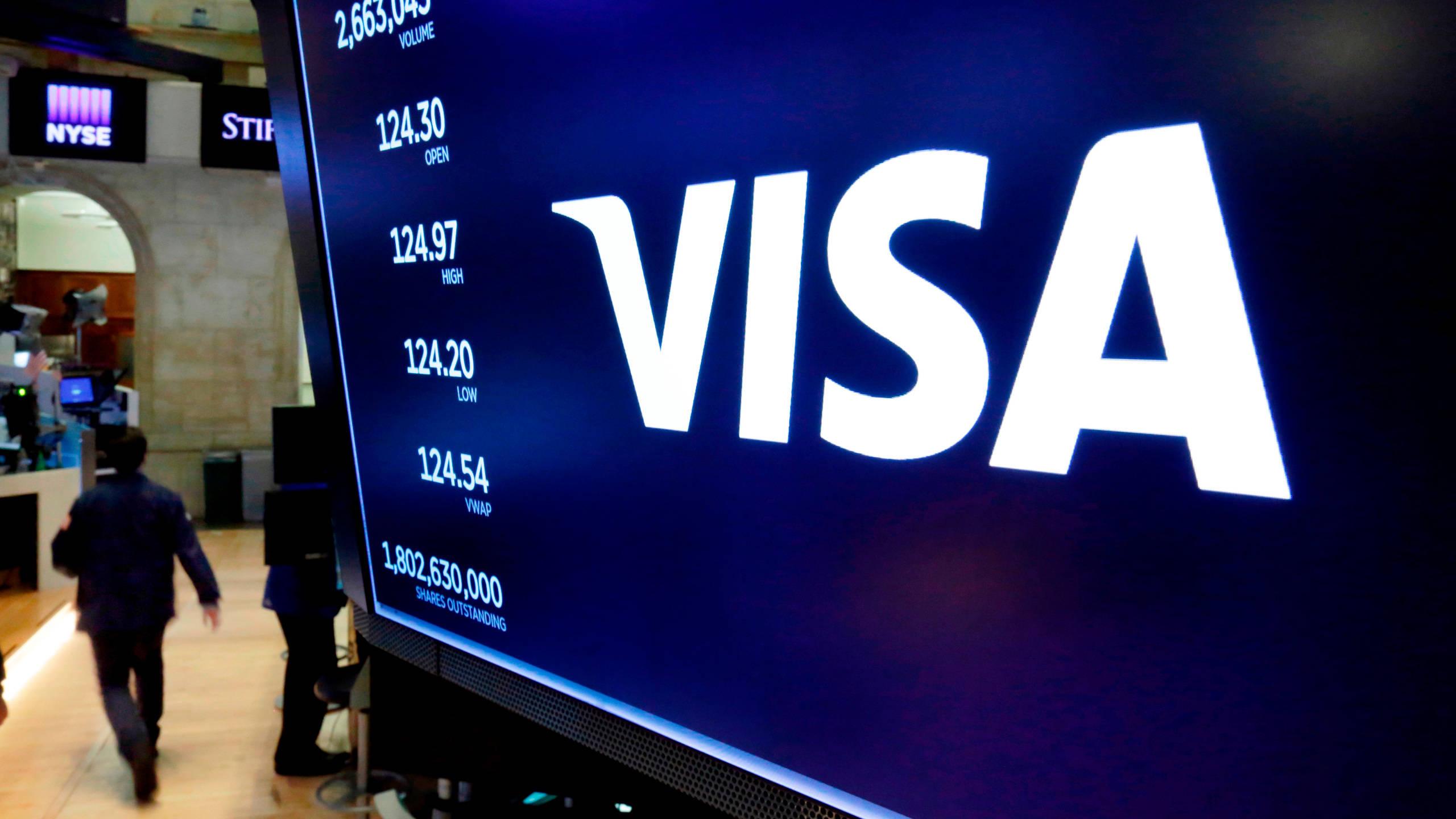 Visa终止对金融科技公司Plaid 53亿美元收购计划