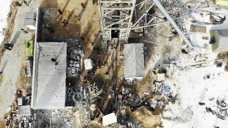 山东金矿爆炸再敲警钟,中纪委密集发声、应急管理部这样要求